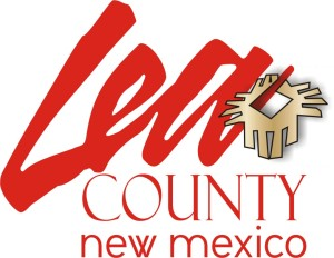 Lea County dressed logo