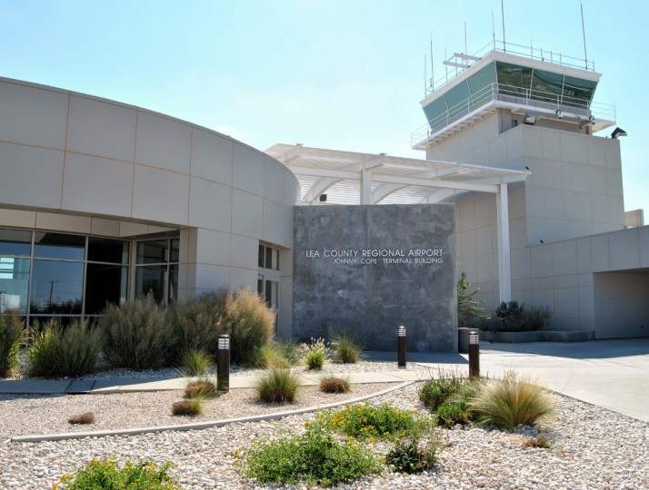 Lea County Regional Airport