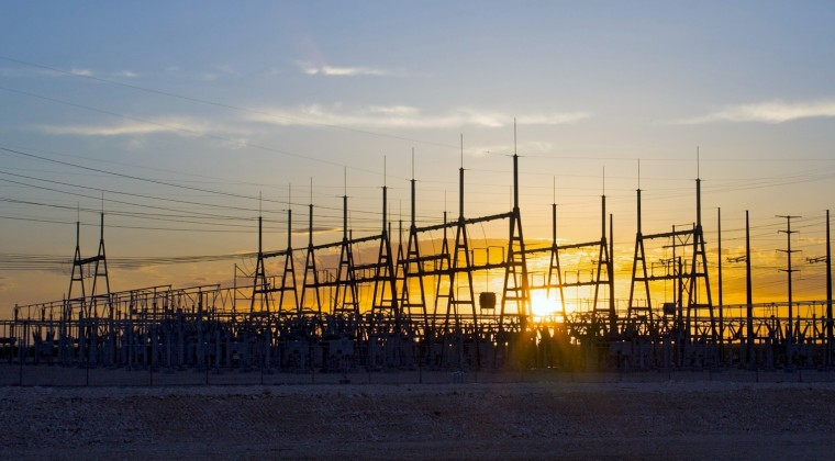 6 Electric Substations